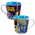 Doctor Who 12 oz. Ceramic Mug