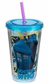 Doctor Who 18 oz. Acrylic Travel Cup