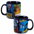 Doctor Who 20 oz. Ceramic Mug pre-order