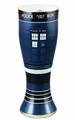 Doctor Who 20 oz. Hand Painted Glass pre-order