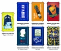 Doctor Who 2014 Series 1 42 Piece Key Ring Asst pre-order