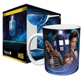 Doctor Who and Amy Pond mug