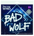 Doctor Who Bad Wolf Flex Car Magnet 3-Pack pre-order