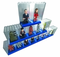 Doctor Who Char Building 36-Piece Figure & Case Display Series 04 pre-order