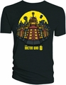 Doctor Who Comic Dalek Army T-Shirt pre-order