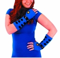 Doctor Who Dalek Blue Arm Warmers pre-order
