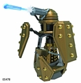 Doctor Who Dalek Patrol Ship & Pilot Action Figure Set pre-order