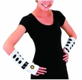 Doctor Who Dalek White Arm Warmers pre-order