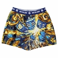 Doctor Who Exploding Tardis mens Boxers
