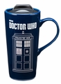 Doctor Who Heat Reactive 20 oz. Ceramic Travel Mug