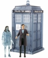 Doctor Who Hide Caliburn House Playset action figures