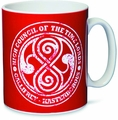 Doctor Who High Council Of The Time Lords Mug pre-order