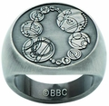 Doctor Who Masters Ring Sz 10 pre-order