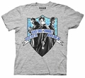 Doctor Who Never Cruel or Cowardly Crest mens t-shirt pre-order