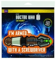 Doctor Who Screwdriver Flex Car Magnet 3-Pack pre-order