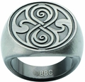 Doctor Who Seal Of Rassilon Ring Sz 10 pre-order