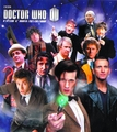 Doctor Who Special Edition 2015 Wall Calendar pre-order