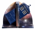 Doctor Who Tardis Bookends pre-order