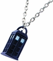 Doctor Who Tardis Pendant Necklace pre-order