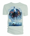 Doctor Who Time Of The Doctor Grey T-Shirt pre-order