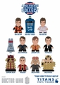 Doctor Who Titans Mini Figure 20-Piece Blind Box Display Series 05 pre-order