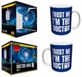 Doctor Who Trust Me Im The Doctor Mug pre-order
