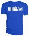 Doctor Who Whovian Blue T-Shirt pre-order