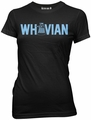 Doctor Who Whovian with Dalek juniors t-shirt pre-order
