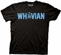 Doctor Who Whovian with Dalek mens t-shirt pre-order