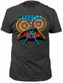 Dr. Strange black magic fitted jersey tee charcoal t-shirt pre-order