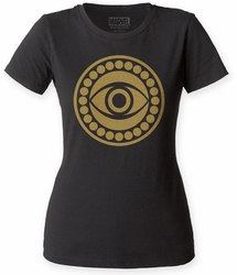 Dr. Strange Eye of Agamotto women's tee