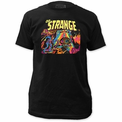 Dr. Strange Fitted Jersey t-shirt pre-order