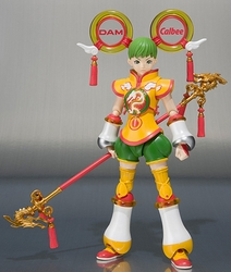 Dragon Kid action figure S.H.Figuarts Tiger & Bunny