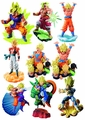 Dragonball Z Legendary Warrior Ss Capsule 7-Piece Display pre-order