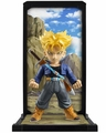 Dragonball Z Super Saiyan Trunks Tamashiibuddies Figure pre-order