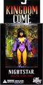 Elseworlds Series 3 Kingdom Come Nightstar Action Figure *card not mint*