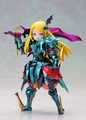 Etrian Odyssey Iv Imperial Girl Plastic Model Kit pre-order