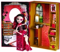 Everafter High Lizzie Hearts Doll Book Case pre-order