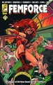 Femforce #167 comic book pre-order