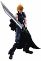 Play Arts Kai Cloud Strife Action Figure Final Fantasy pre-order