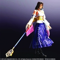 Final Fantasy X Play Arts Kai Yuna Action Figure