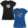 Flash Juniors t-shirts