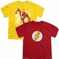 Flash Teen Youth t-shirts