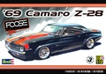 Foose 69 Camaro Z28 1/12 Scale Model Kit pre-order