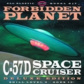 Forbidden Planet C-57D 1/144 Deluxe Edition Model Kit pre-order