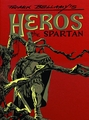 Frank Bellamy Heros The Spartan Leather Slipcase Edition pre-order