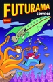 Futurama Comics #71 comic book pre-order