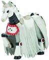 Galactic Adventures Cyberknight Horse Warrior Figure pre-order