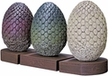 Game Of Thrones Dragon Egg Bookends pre-order