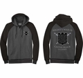 Game of Thrones hoodie Nights Watch mens charcoal pre-order